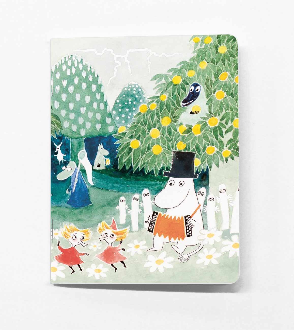 Putinki Mininote Finn Family Moomintroll 1