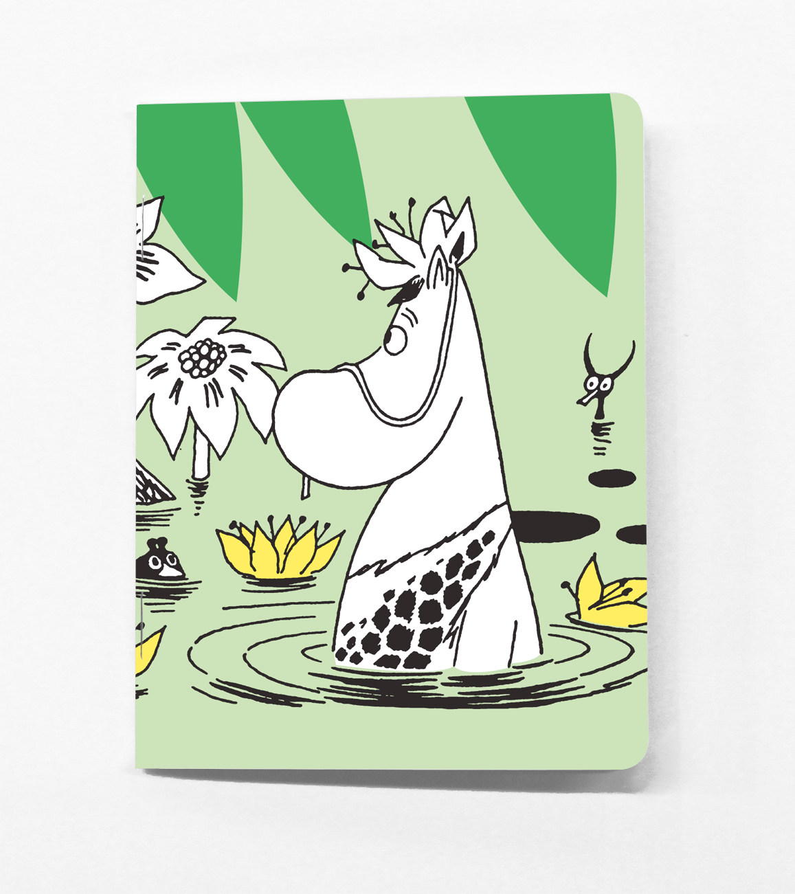 Putinki Mininote Moomin in the Jungle