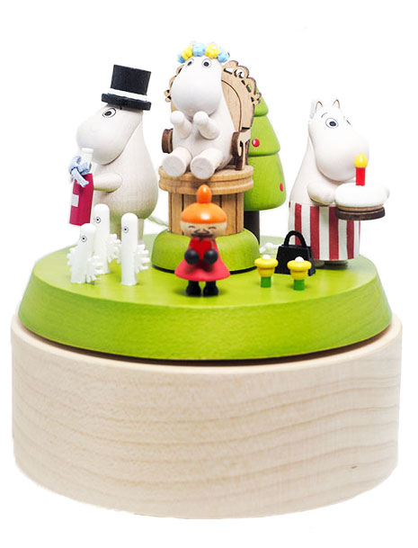 Artic-Hall Music box-Moomin birthday