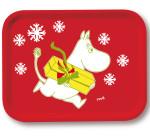 OPTO Tray 27x20 Christmas Moomin