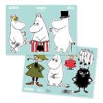 Putinki Character Stickers