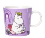 by Arabia Moomin mug 0,3L Snorkmaiden lila