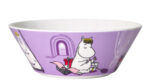 by Arabia Moomin bowl 15 cm Snorkmaiden lila