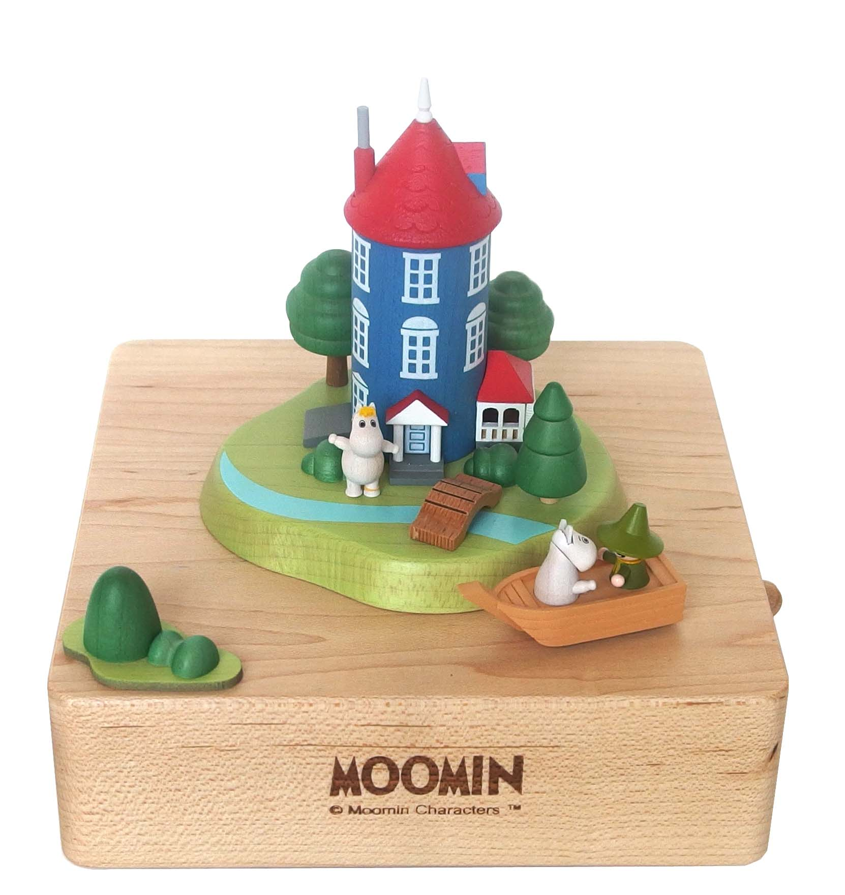 Artic-Hall Music box-Moomin Valley