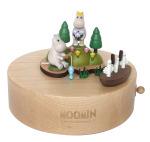 Artic-Hall Music box-Moomin Fishing