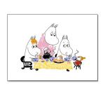 OPTO Table Mat 40x30 Moomin Teaparty