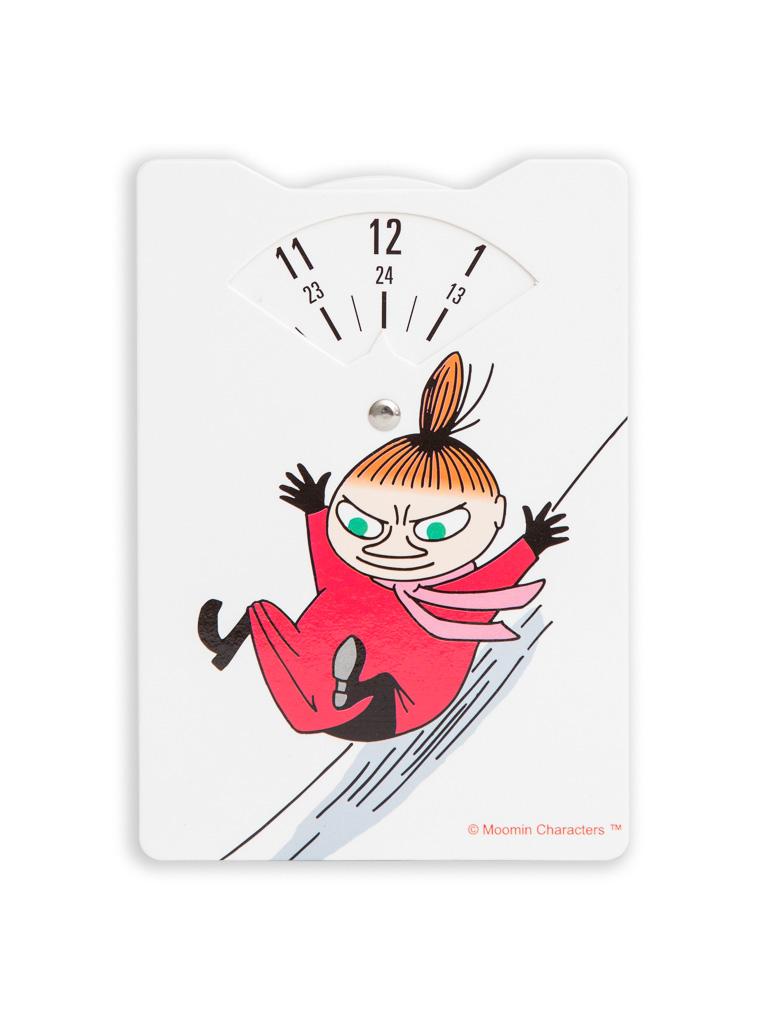Aurora Decorari Time Disc 115TDM Little My Snowslide