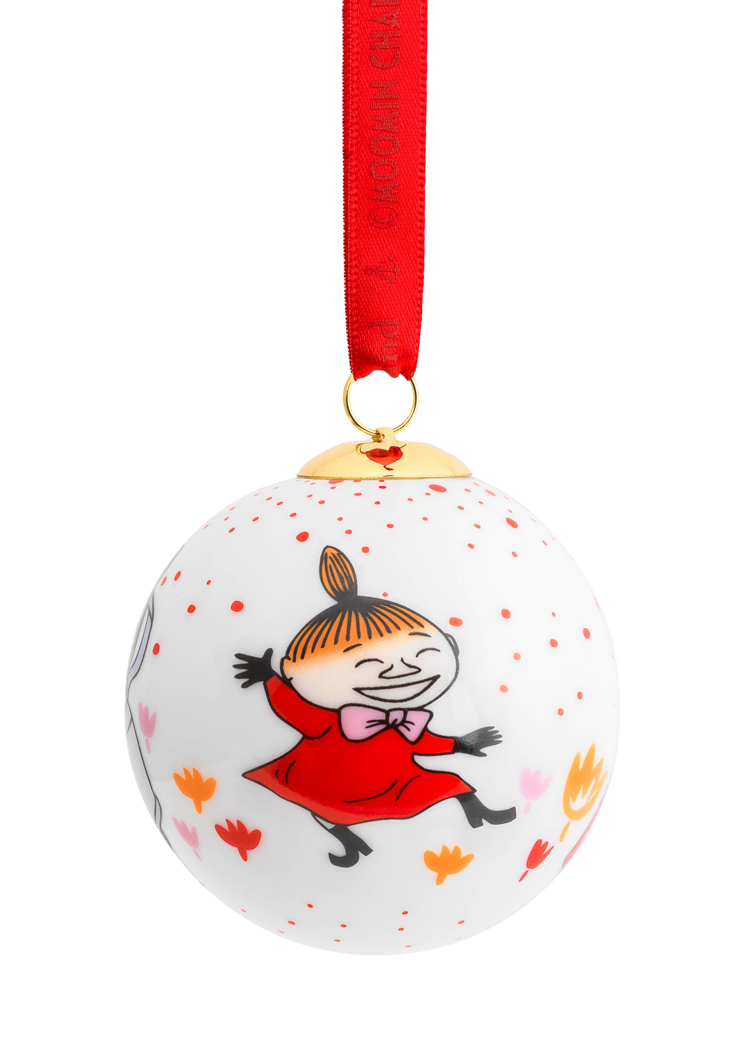 Porsgrund Little My Christmas Ball