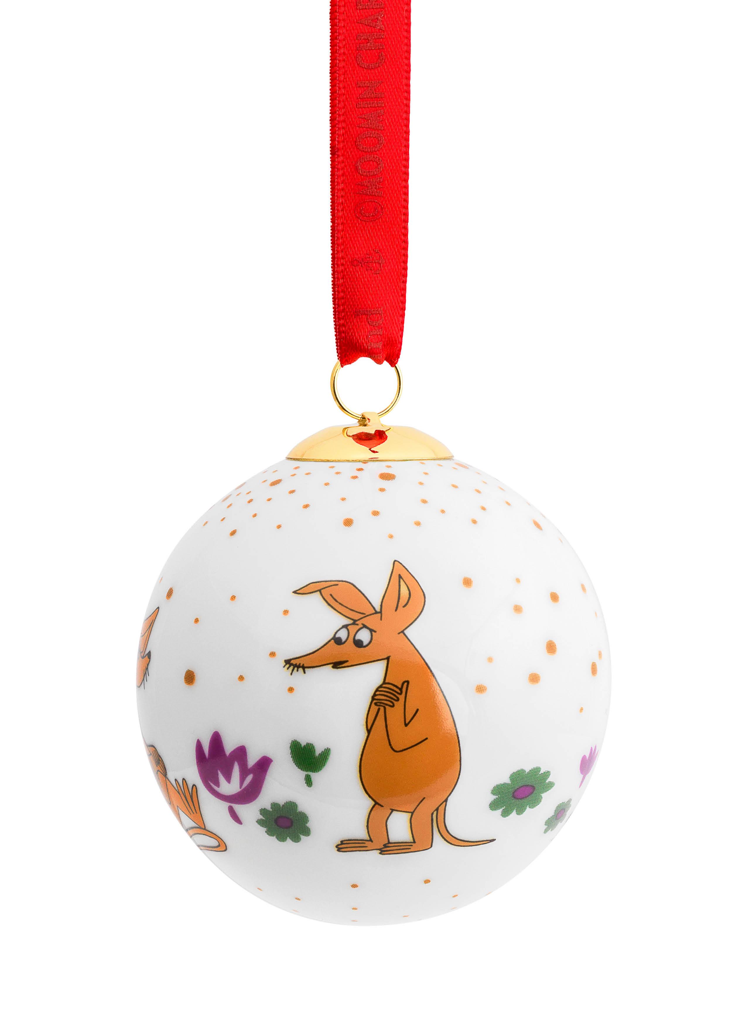 Porsgrund Sniff Christmas Ball
