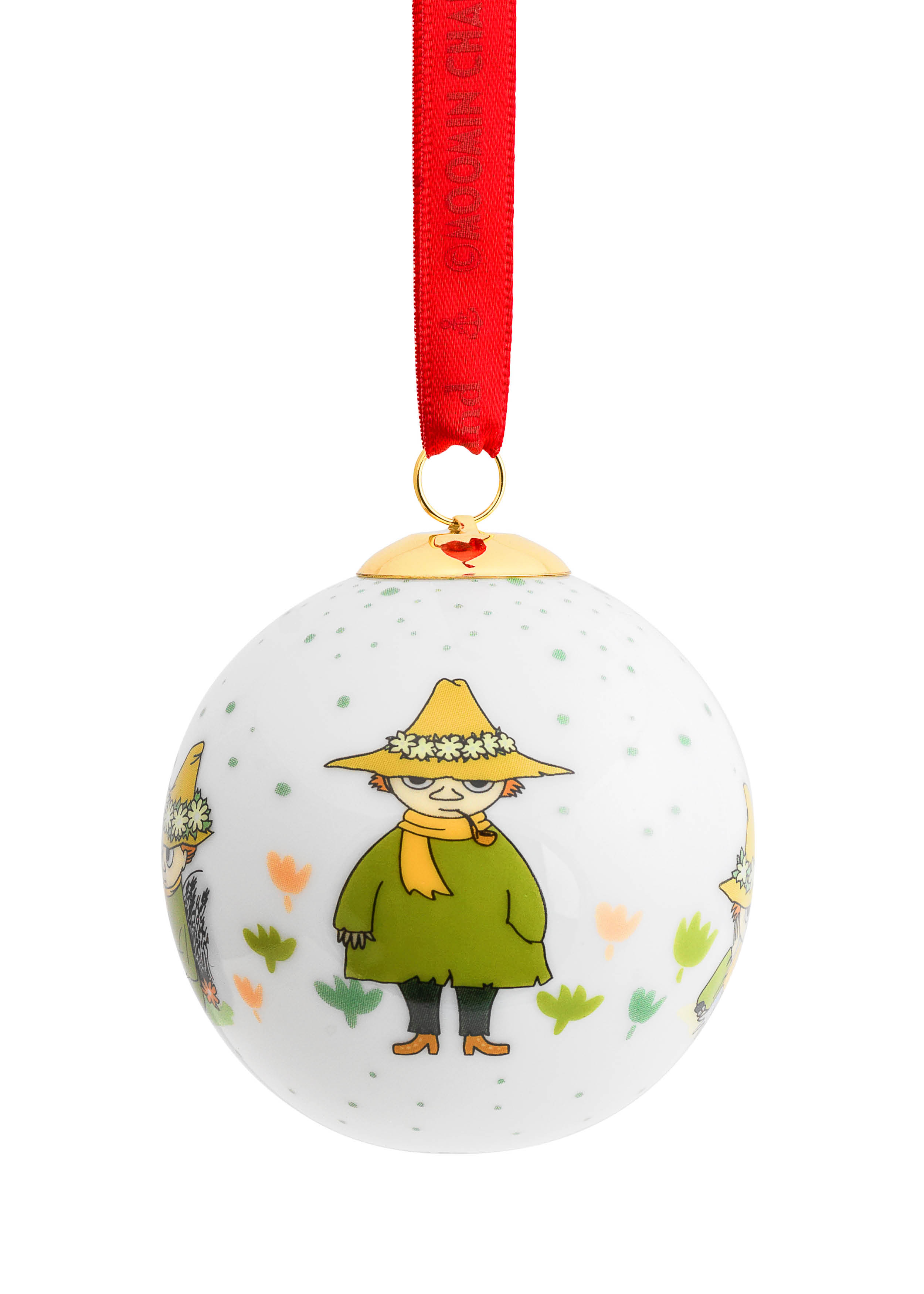 Porsgrund Snufkin Christmas Ball