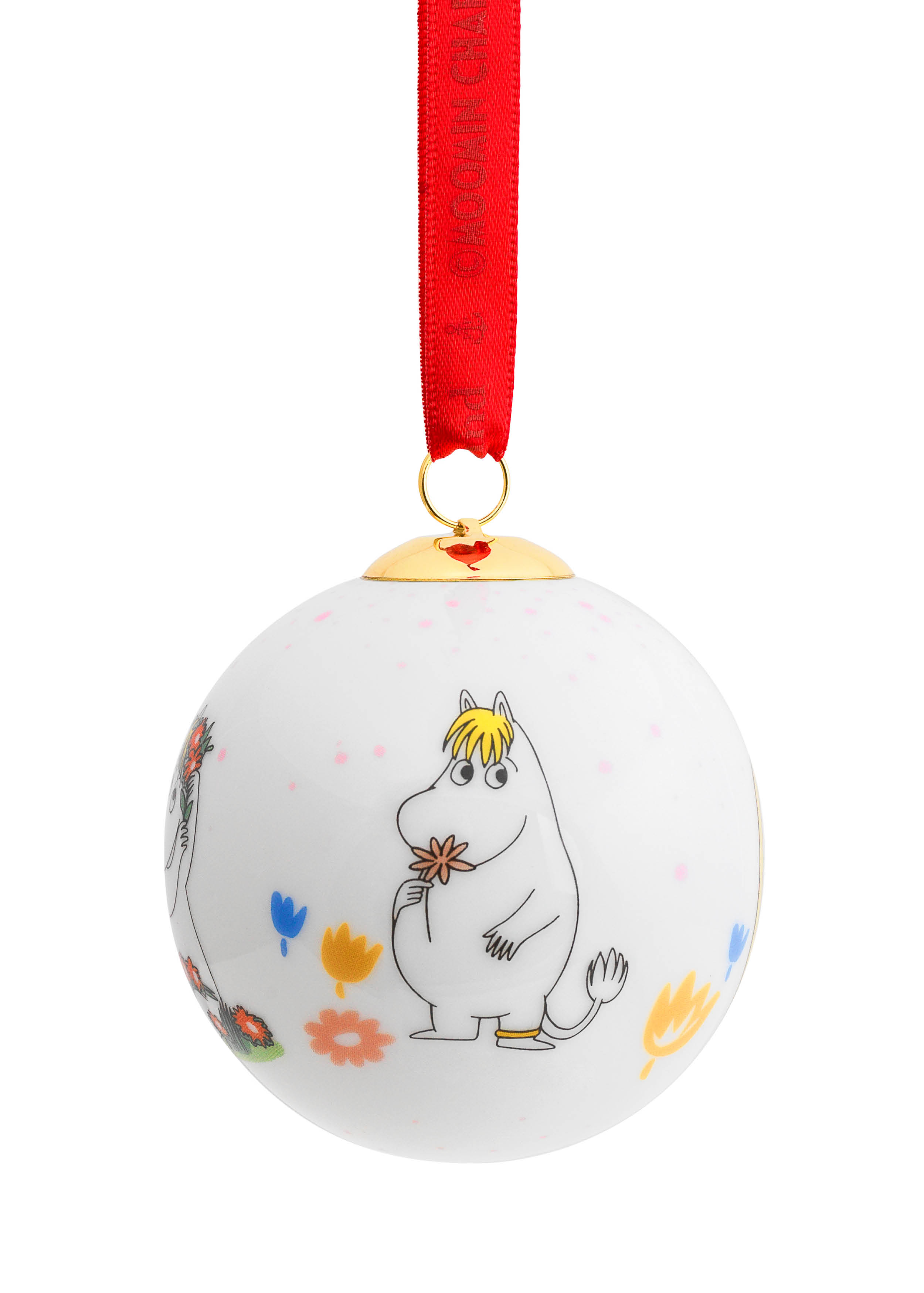 Snorkmaiden Christmas Ball