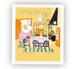 OPTO DISH CLOTH MOOMIN KITCHEN