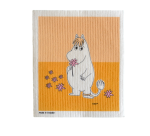 OPTO DISH CLOTH SNORKMAIDEN YELLOW