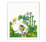 OPTO DISH CLOTH SNORKMAIDEN SUMMER