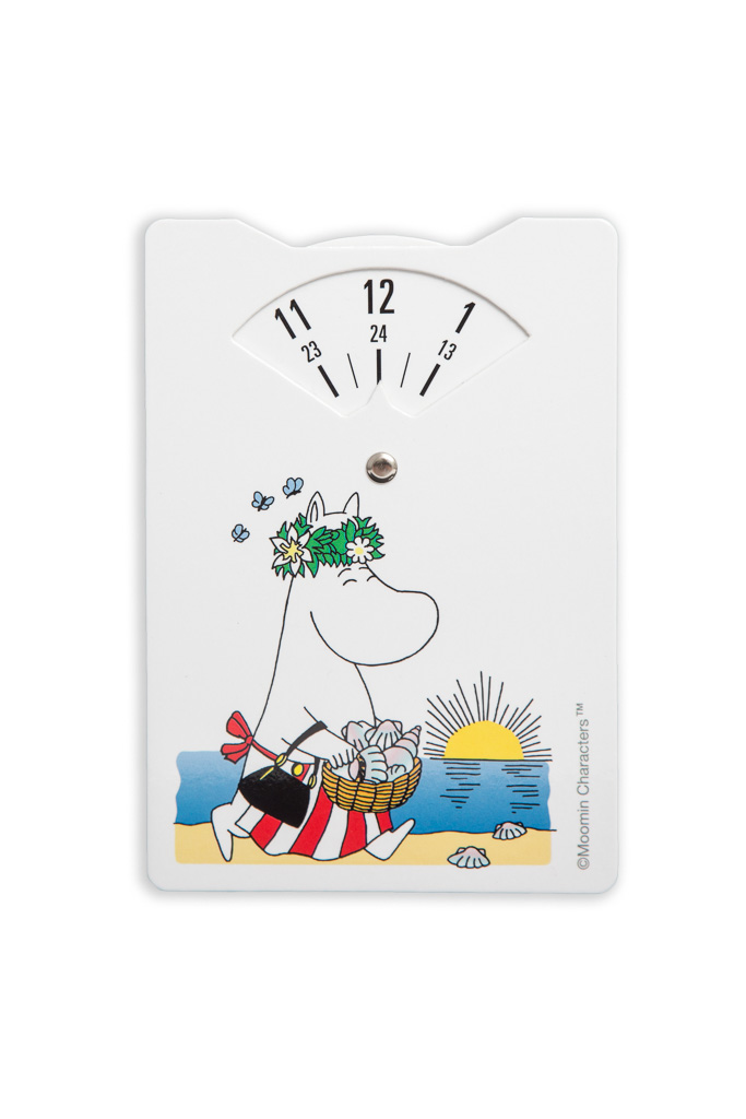 Aurora Decorari Time Disc 200TDM Moominmamma Beach