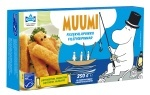 Chipsters Moomin fish fillet fingers 250 g, frozen