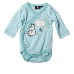Max Collection Moomin Newborn baby body