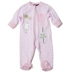 Max Collection Moomin Newborn baby pyjamas