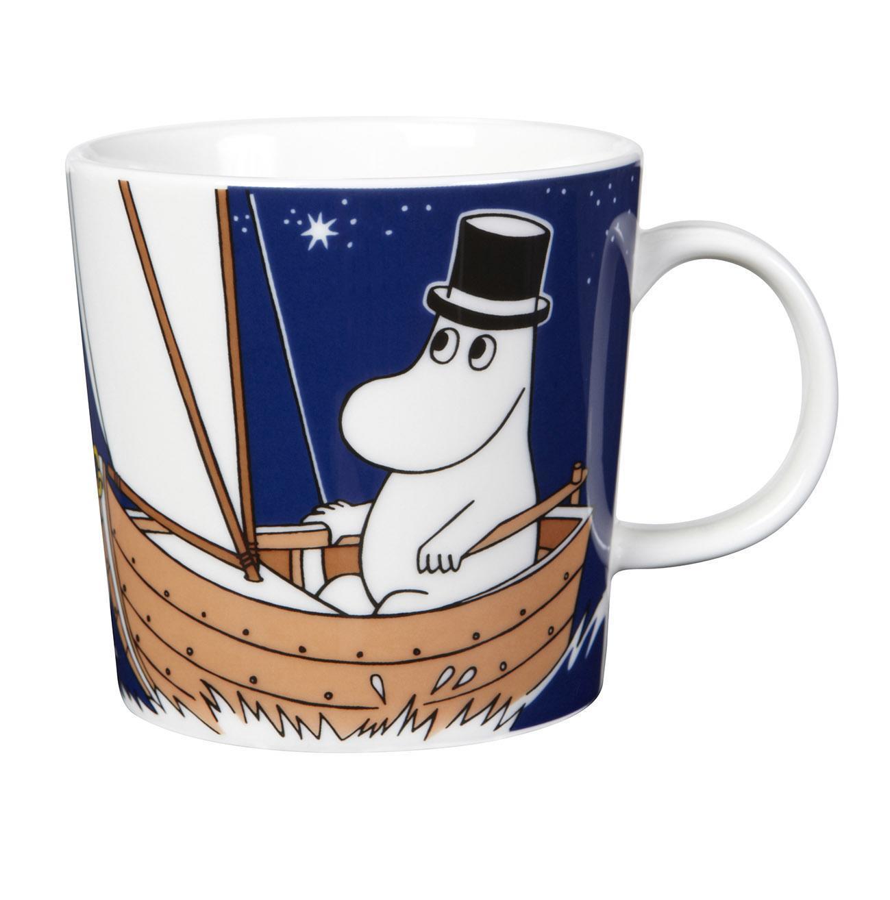 by Arabia Moomin mug Moominpappa