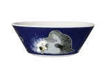 by Arabia Moomin bowl Groke