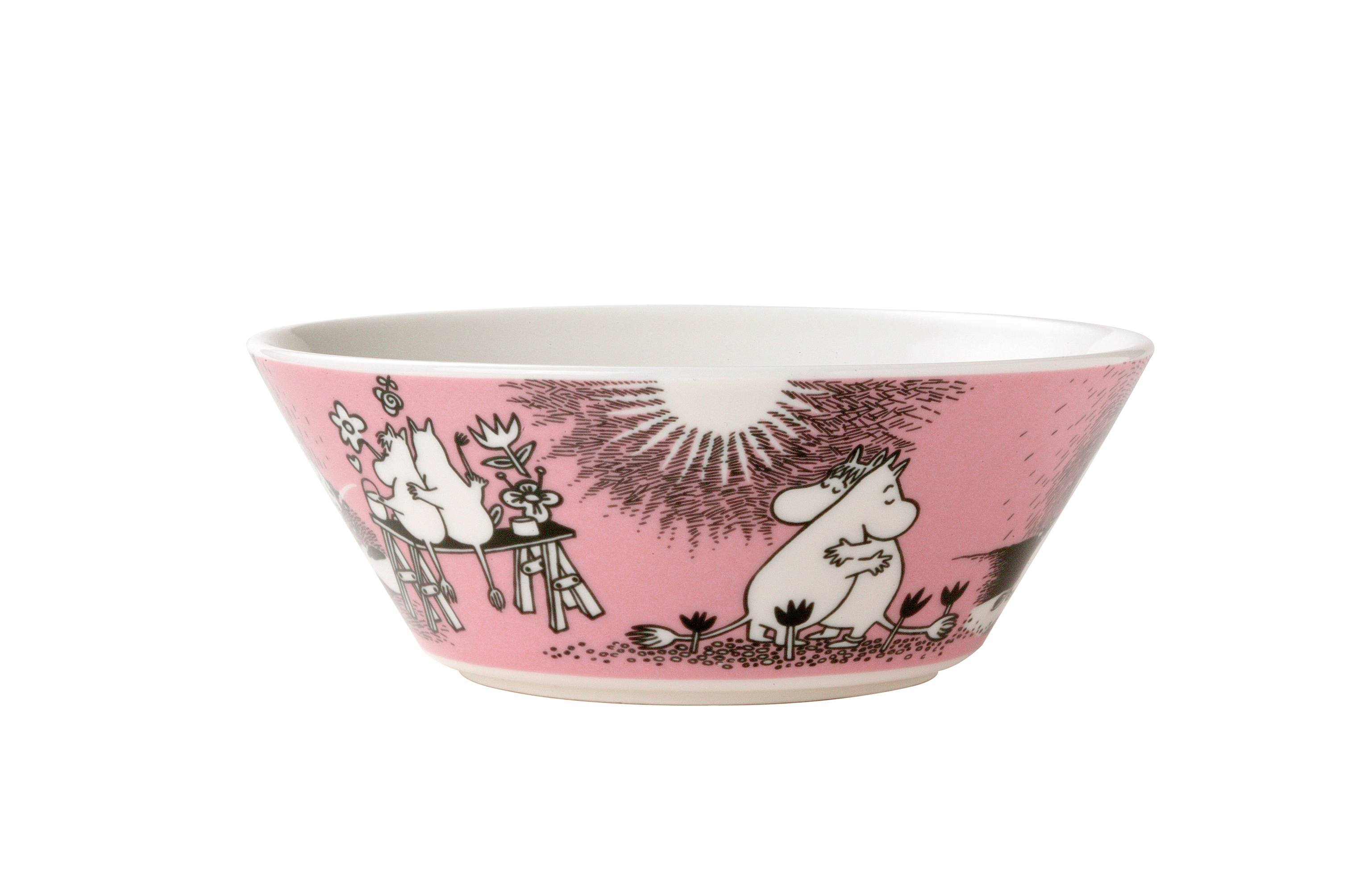 by Arabia Moomin bowl Love