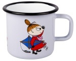 Muurla enamel mug 2,5dl Retro Little My