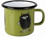 Muurla enamel mug 2,5dl Retro Stinky