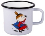 Muurla enamel mug 3,7dl Retro Little My