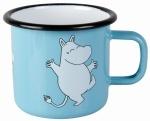 Muurla enamel mug 3,7dl Retro Moomin