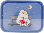 Opto tray 27*20 Moomin  Evening love