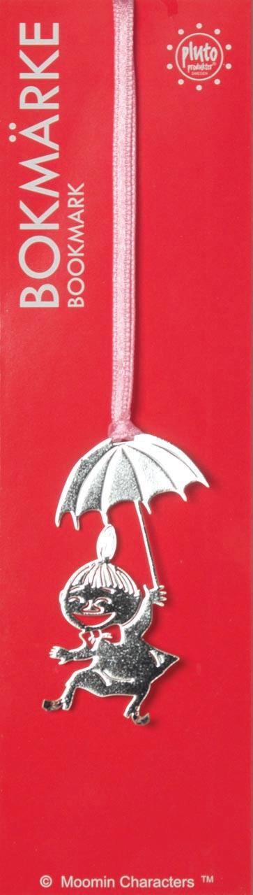 Pluto Bookmark Little My Umbrella