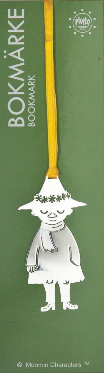 Pluto Bookmark Snufkin