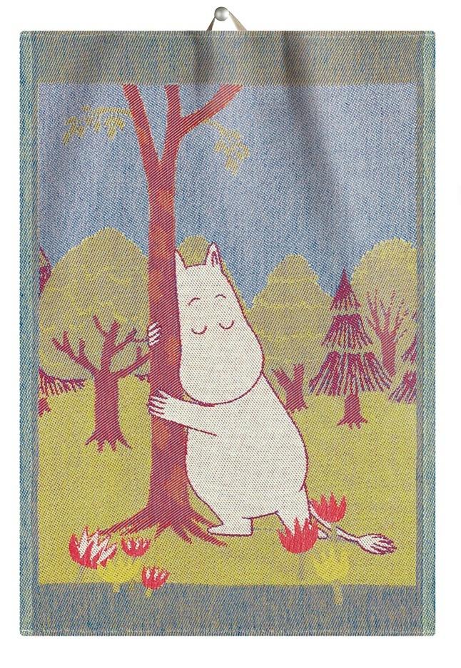 Ekelund Towel Lucky Tree 35x50cm