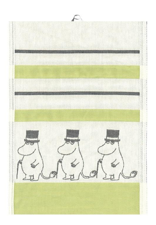 Ekelund Towel Moominpappa 2015 35x50 cm