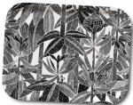 OPTO Tray 27x20 Ivana Helsinki Black & White