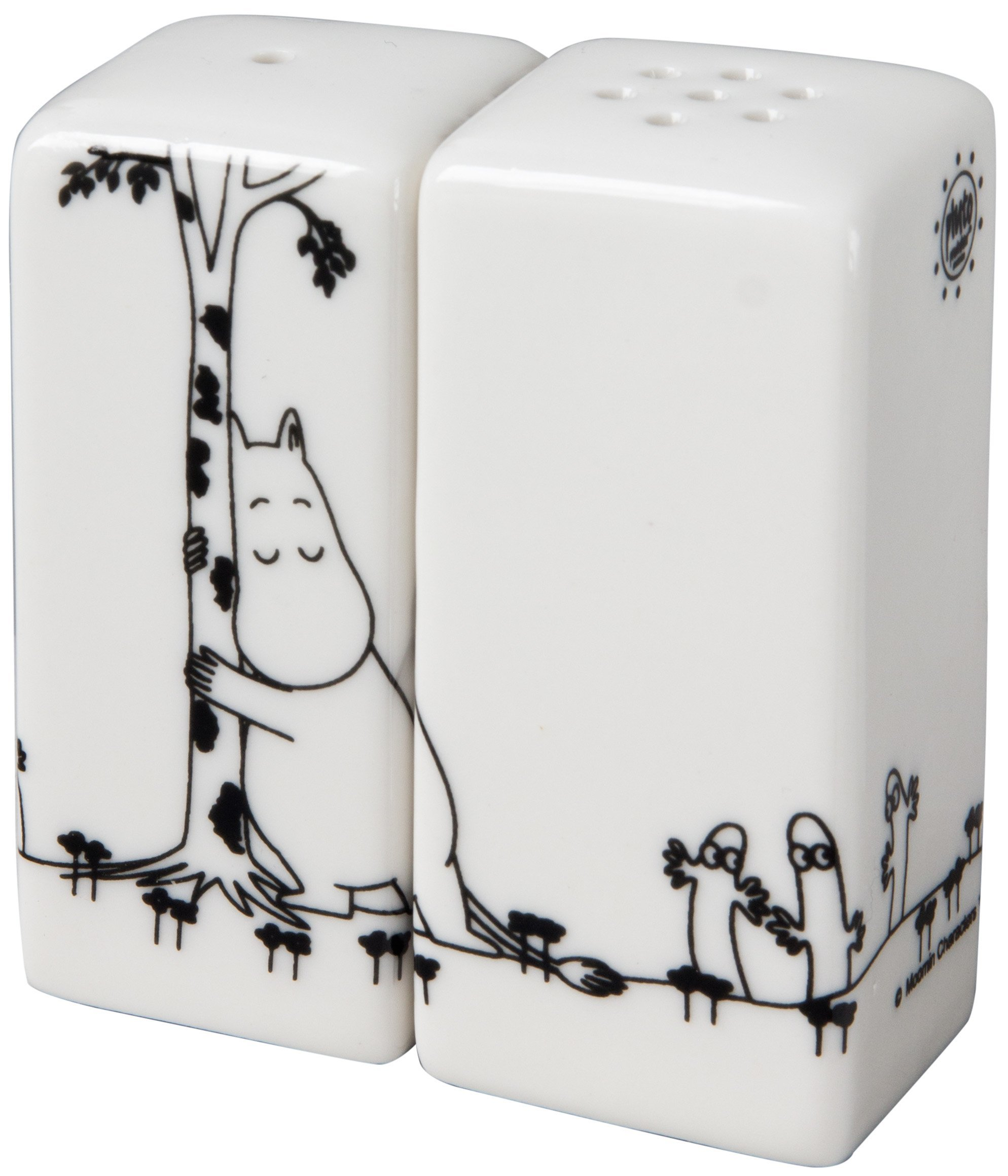 Pluto Salt & Pepper Shakers Moomin