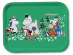 OPTO Tray 27x20 Moomin Birthday