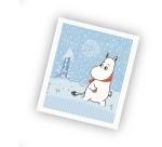 OPTO Dish Cloth Moomin Snow