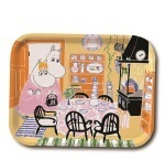 OPTO Tray 27x20 Moomin Kitchen