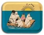 OPTO Tray 27x20 Moomin Sunset