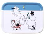 OPTO Tray 27x20 Moomin On Ice