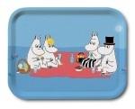 OPTO Tray 27x20 Moomin Picnic