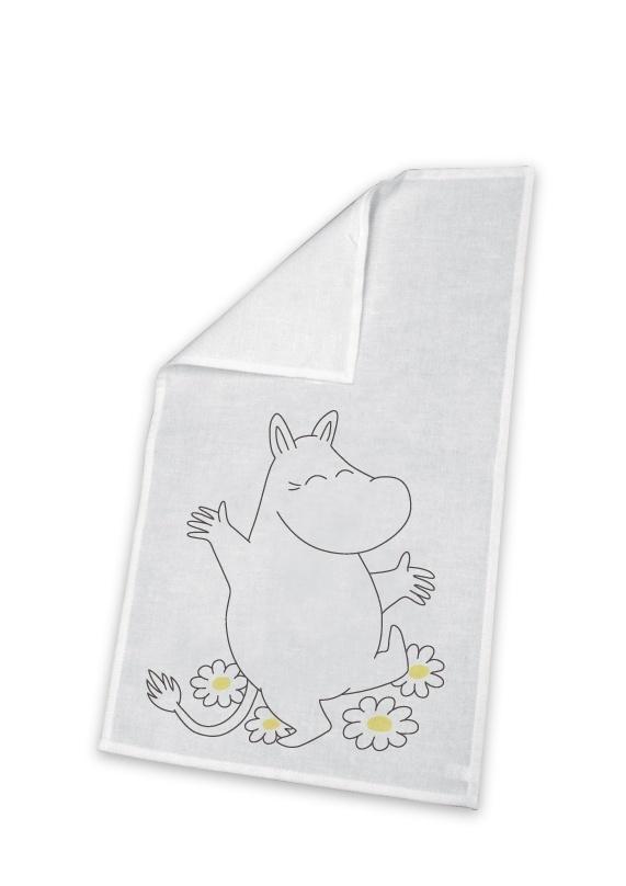 OPTO Towel 50x30 Moomin