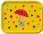 OPTO Tray 27x20 Little My Umbrella