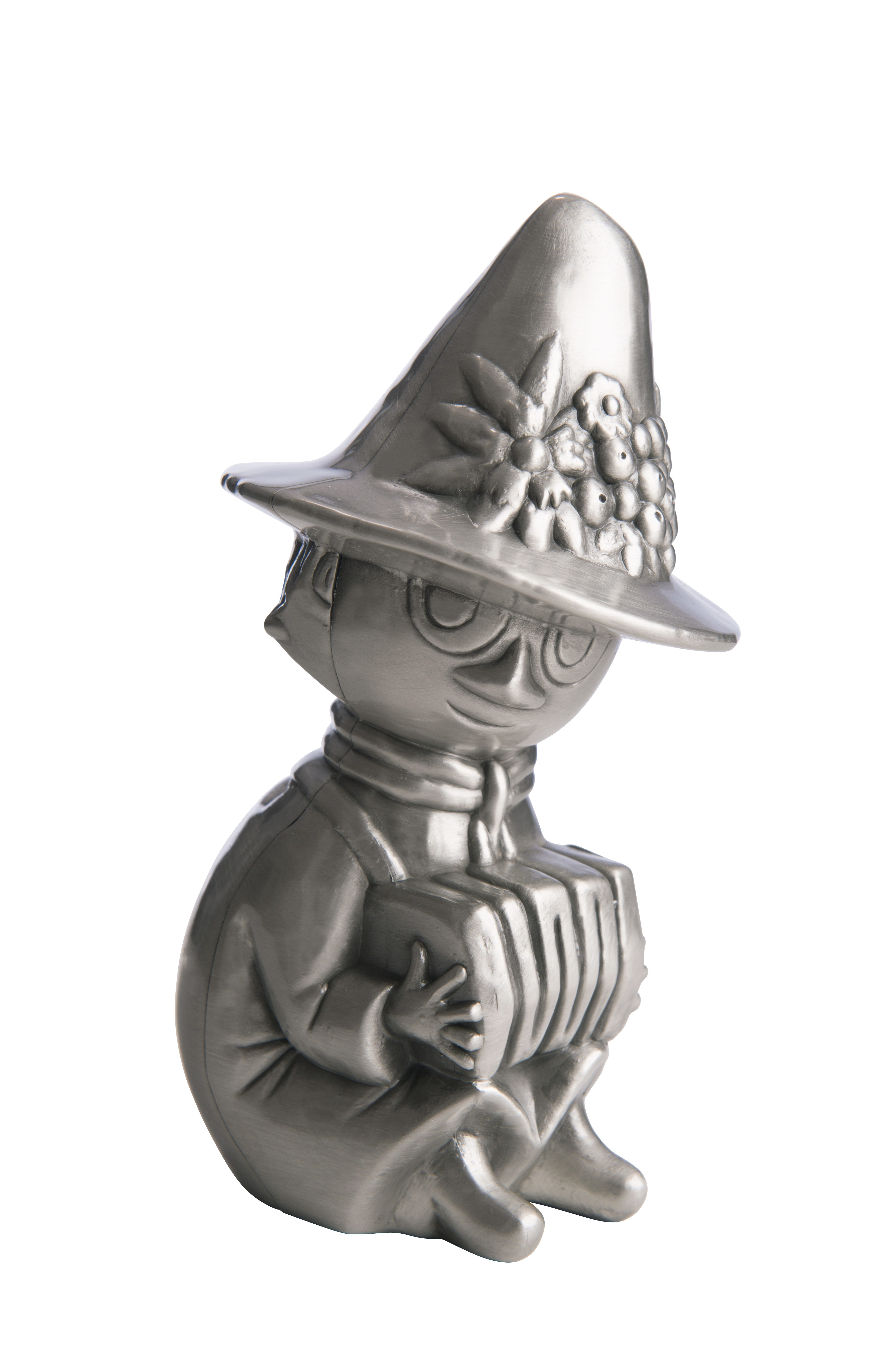 Nordahl Money Bank Snufkin - Pewter Finished