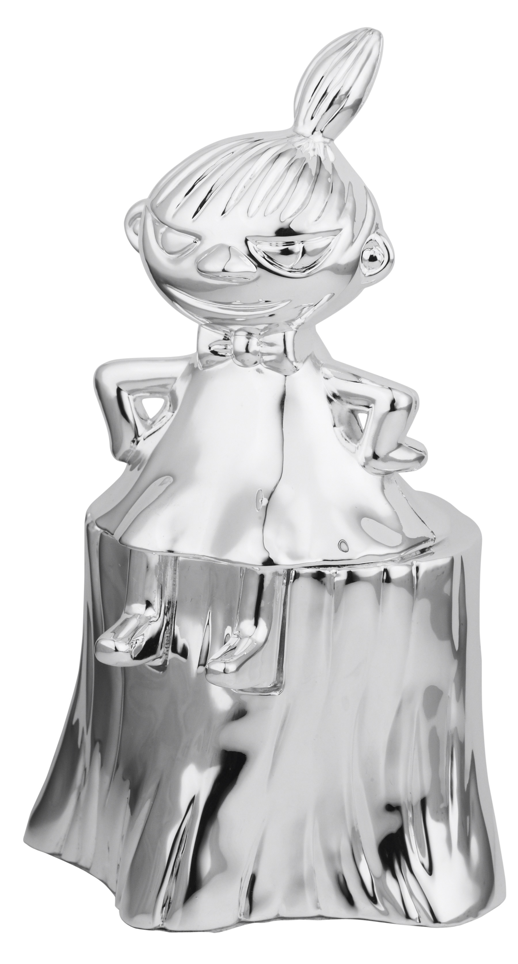 Nordahl Money Bank Little My - Silverplated