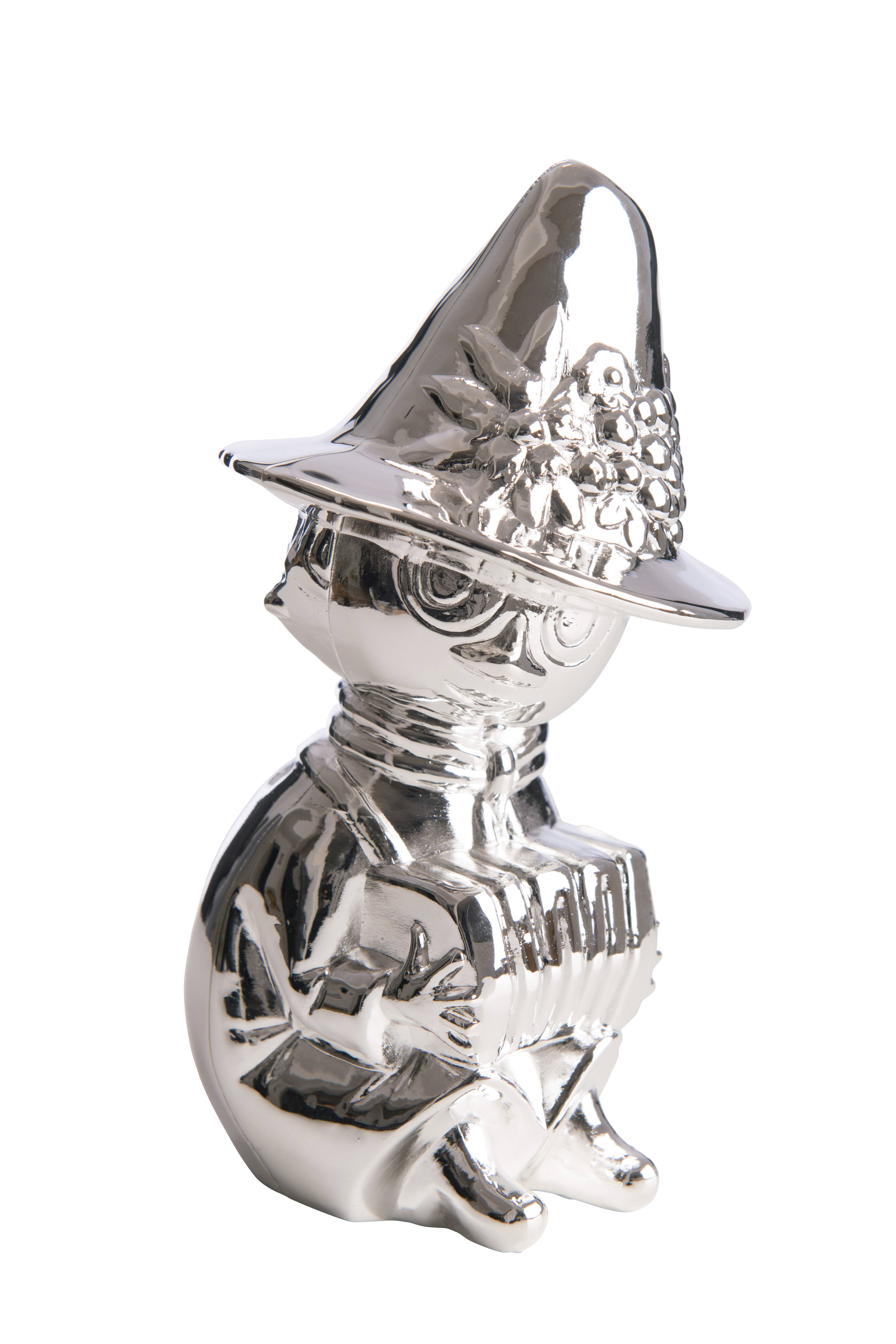 Nordahl Money Bank Snufkin - Silverplated