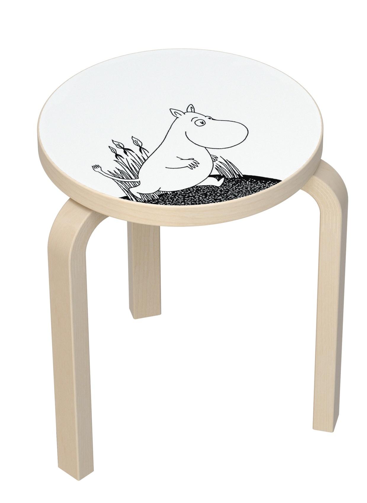 Artek Stool 60 Moomin