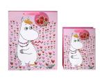 Paletti Snorkmaiden gift bag pink