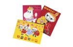 Paletti Moomin postcard set 5